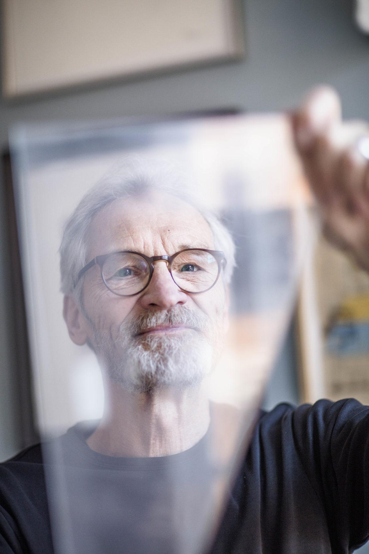 JUKKA BOISEN, 69 år, arkitekt